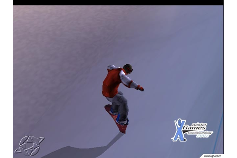 ESPN Winter X Games Snowboarding 2002 Screenshots ...