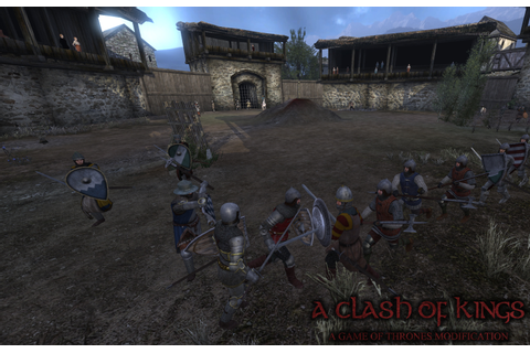 Melee at Gulltown image - A Clash of Kings (Game of ...