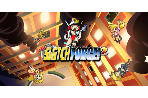 Mighty Switch Force! 2 | Nintendo 3DS download software ...