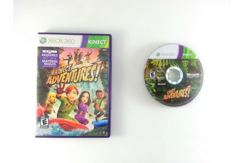 Kinect Adventures game for Xbox 360 | The Game Guy
