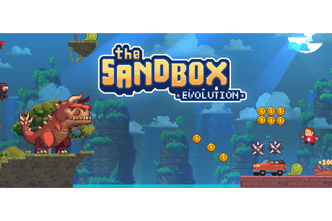 The Sandbox Evolution - Craft a 2D Pixel Universe! on Steam