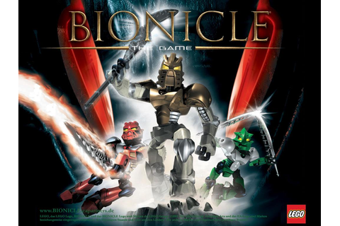BIONICLE: The Game | Brickipedia | Fandom powered by Wikia