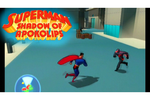 Superman: Shadow of Apokolips ... (PS2) - YouTube