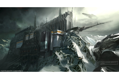 Fine Art: Some Of The Best Video Game Concept Art On The ...