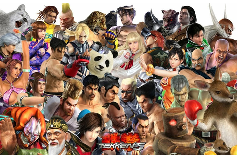 Tekken 5 Game for PC Free Download Full Version
