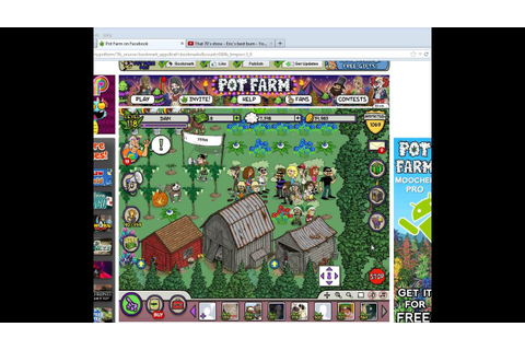 Pot Farm Glitch (Facebook Game) - YouTube