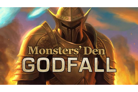 Monsters' Den: Godfall - FREE DOWNLOAD CRACKED-GAMES.ORG