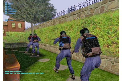 Swat 3: Close Quarters Battle PC Game Download - Free Full ...