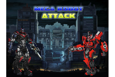 Mega Robot Attack iPhone game - free. Download ipa for ...