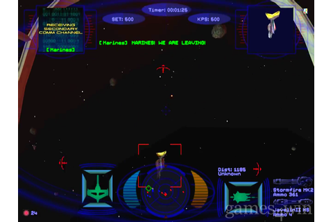 Wing Commander: Prophecy Free Download full game for PC ...