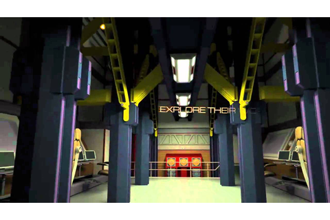 Prominence PC Sci-Fi adventure HD video game trailer - YouTube