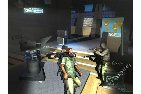 Tom Clancy's Splinter Cell: Pandora Tomorrow (Điệp vụ ...
