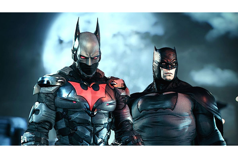 Batman Beyond: What might the next Arkham game look like ...