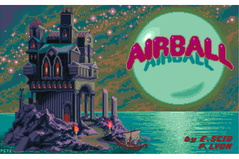 Download Airball - My Abandonware