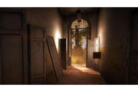 The Town of Light is a horror adventure exploring the dark ...