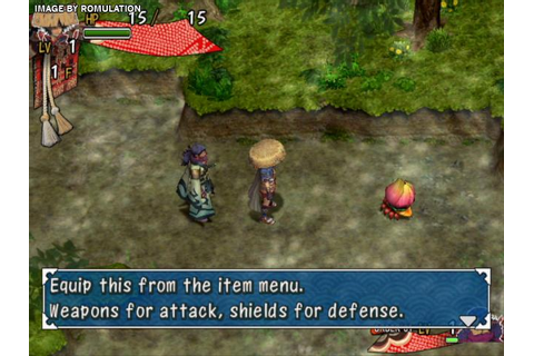Shiren the Wanderer (USA) Nintendo Wii ISO Download ...