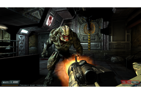 doom 3 bfg r g catalyst full game free pc, download, play ...