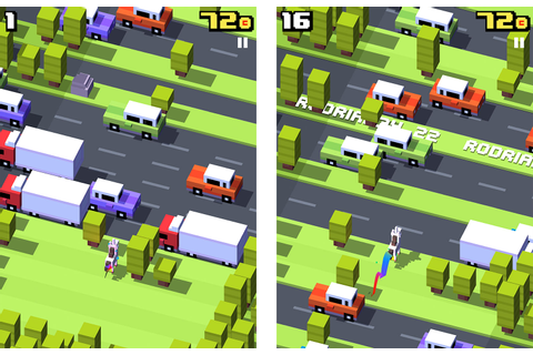crossy road game unblocked