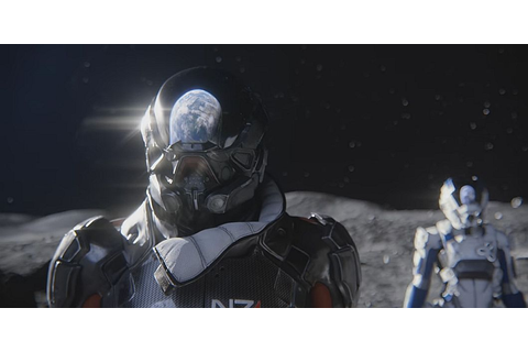 This Mass Effect: Andromeda recruitment video teases ...