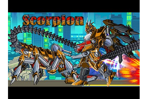 Robot Scorpion - Game Show - Game Play - 2015 - HD - YouTube