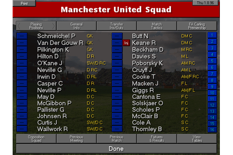 Download Championship Manager 2: Including Season 96/97 ...