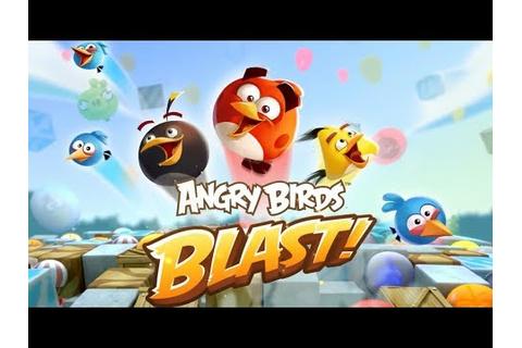 Angry Birds Blast Island - Android / iOS Gameplay - YouTube