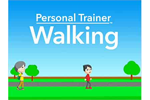 Amazon.com: Personal Trainer Walking: Video Games