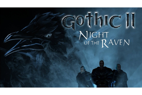 Gothic II: Night of the Raven - Trailer - YouTube