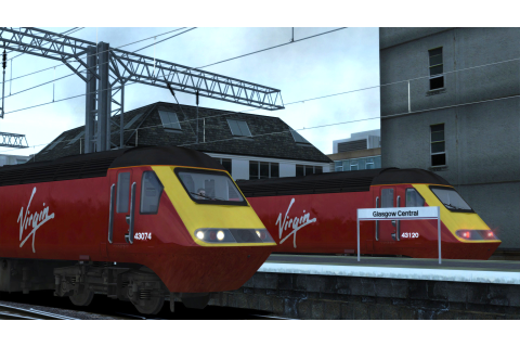 Train Simulator :: Virgin Trains First Generation Pack Out Now