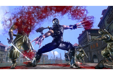 Five of the Best Things About XBox 360's Ninja Gaiden 2