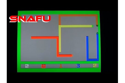 SNAFU on the Intellivision - YouTube