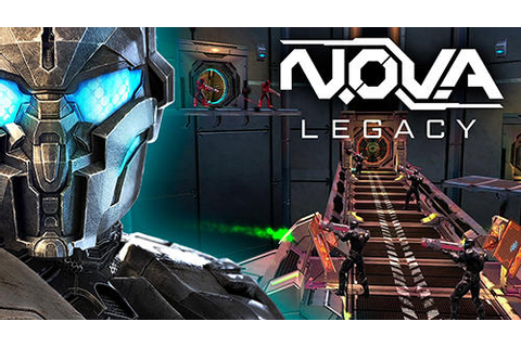 N.O.V.A. Legacy for Android - Download APK free