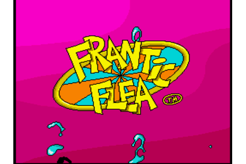 Frantic Flea Download Game | GameFabrique