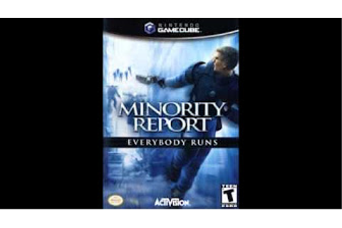 Minority Report Everybody Runs (Game) Soundtrack - YouTube