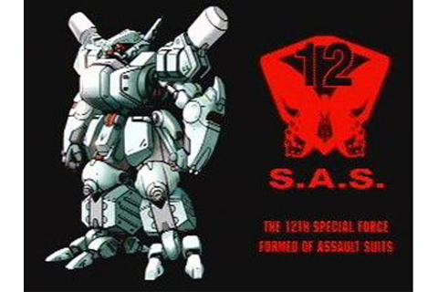 Assault Suit Leynos 2 Review for Sega Saturn (1997 ...