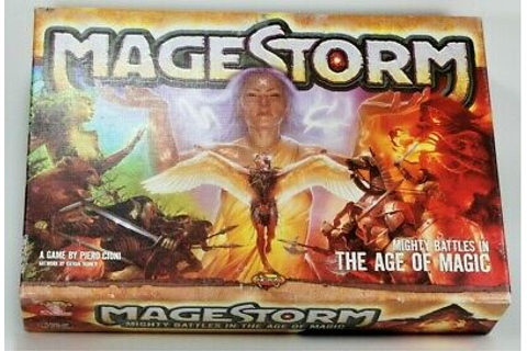 MageStorm Board Game by Nexus Games Mighty Battles in the ...