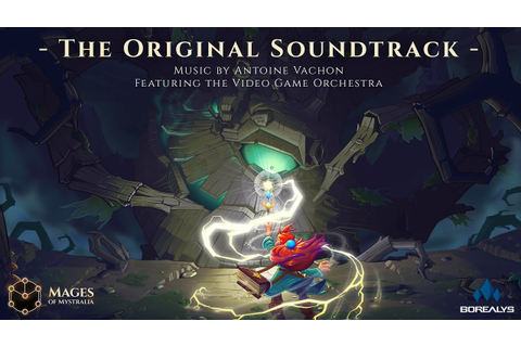 Mages of Mystralia - Complete Original Soundtrack - YouTube