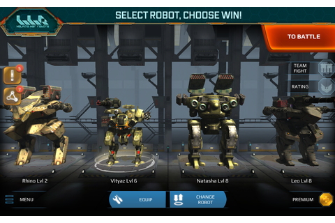 Walking War Robots - Android Apps on Google Play