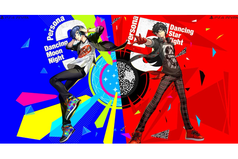 Two new Persona dancing games announced | PlayStation 4 ...