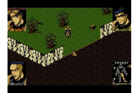 Shadowlands, PC DOS - Gameplay - YouTube