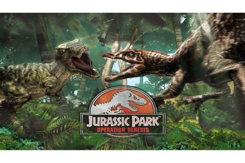 First 30 Minutes: Jurassic Park: Operation Genesis [XBOX ...