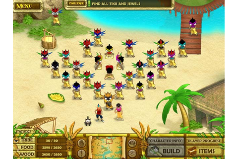 mgf / demo / puzzle / escape from paradise 2 / screenshot