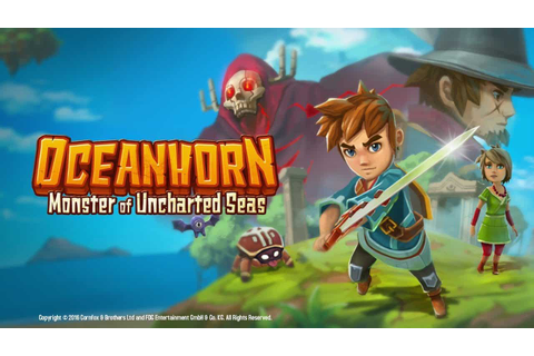 Game Review: Oceanhorn: Monster of Uncharted Seas (Xbox ...