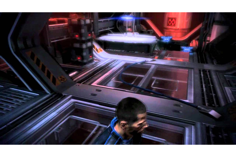 Mass Effect 3 - Space Hamster Easter Egg And Finished Game ...