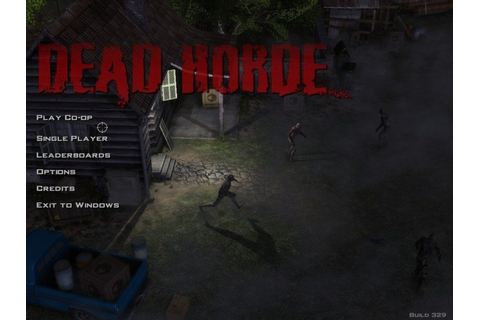 Dead Horde (2011) by DnS Development Windows game