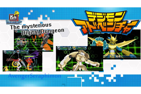 Digimon Adventure The Video Game Info Ep.5 ~Digital ...