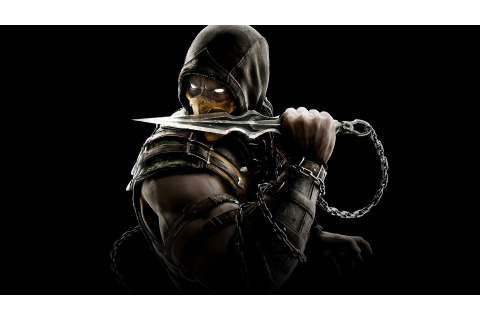 video Games, Scorpion (character), Mortal Kombat X, Mortal ...