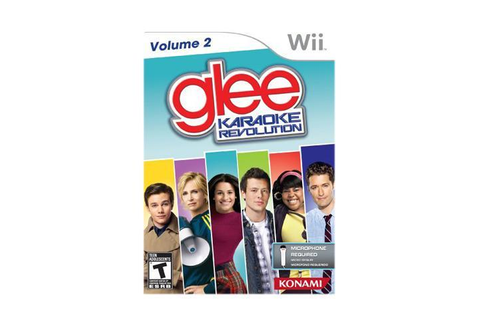 Karaoke Revolution Glee Volume 2 Wii Game - Newegg.com