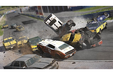 Wreckfest also coming to consoles | PC News at New Game ...