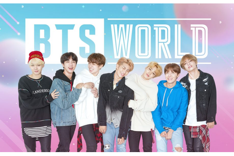 The coolest, cutest, and oddest moments in 'BTS World ...
